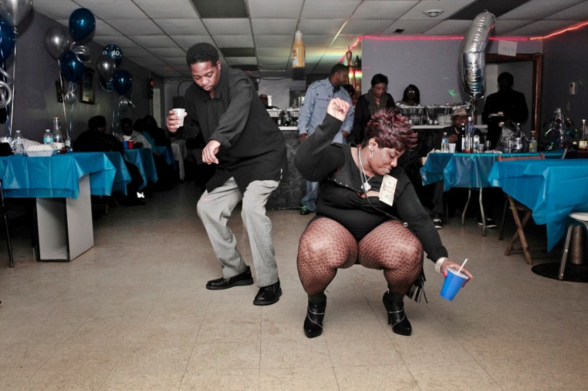 The Wild Dawgs club BD party